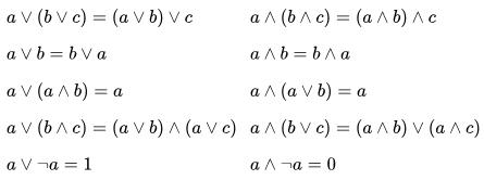 Решение задач булевой алгебре скачать яблонский решение задач